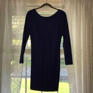 Banana Republic purple dress. Size 6.